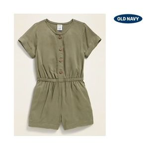 Baby Romper Old Nave NWT